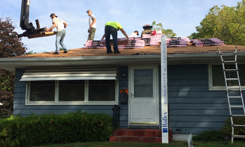roofing contractors in Eau Claire