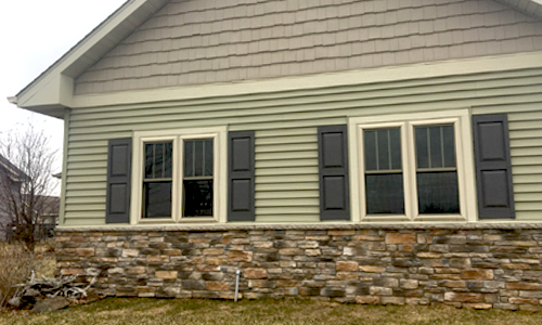 professional siding installation in Eau Claire